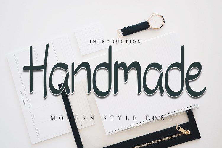 Handmade example image 1