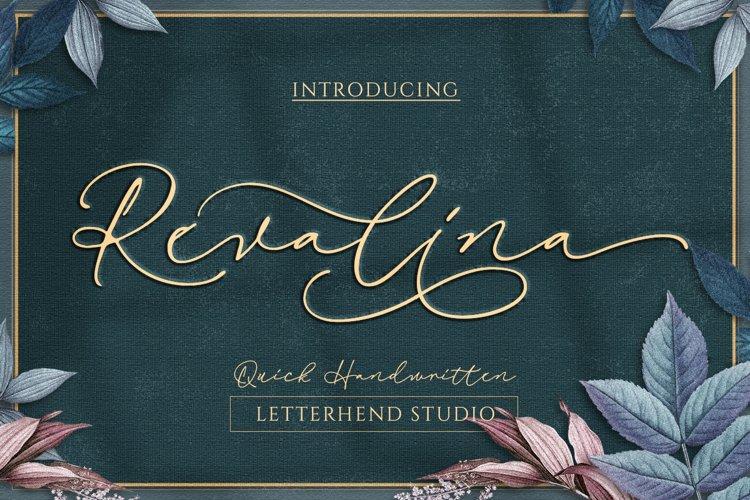 Revalina Signature Script example image 1
