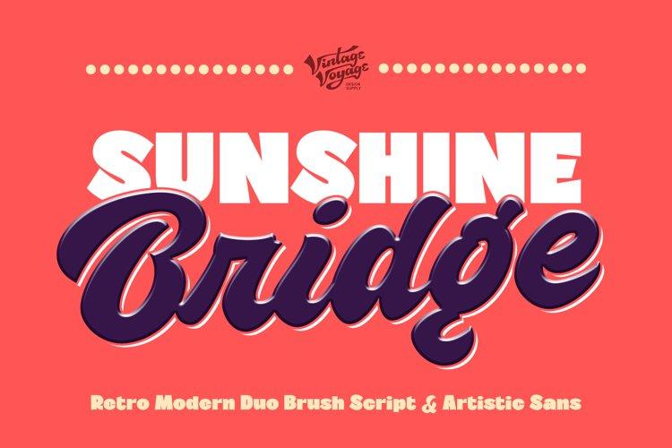 Sunshine Bridge example image 1