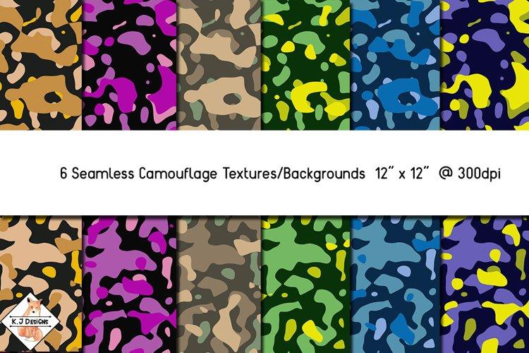 Camouflage Bundle - Backgrounds/Textures