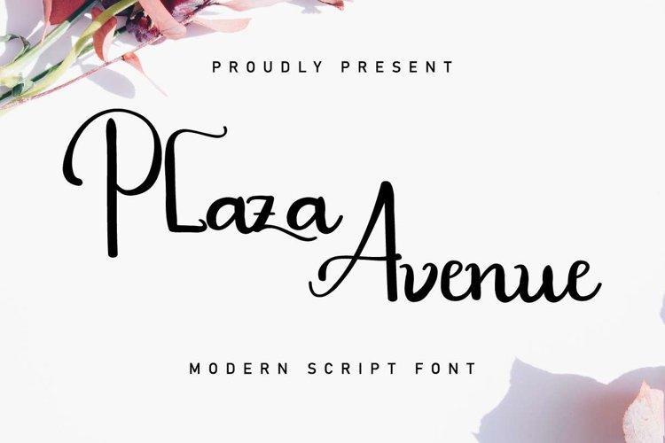 Plaza Avenue example image 1