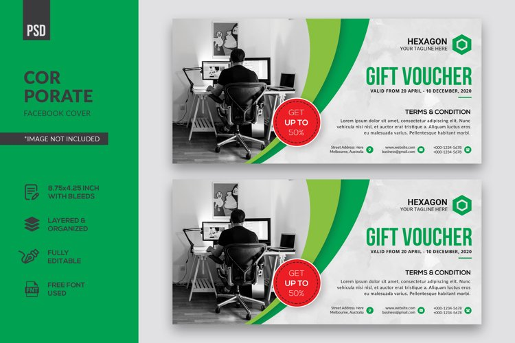 Corporate Gift Voucher example image 1