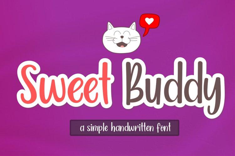 Sweet Buddy example image 1