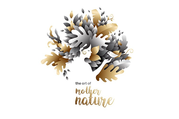 The art of mother nature illustration example image 1