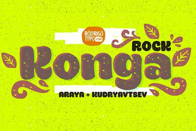 Konga Rock example image 1