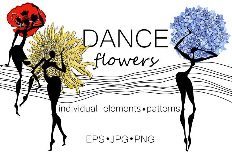 Dance of flowers