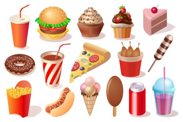 fast food example image 1