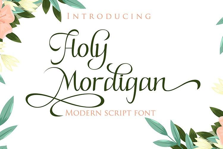 Holy Mordigan example image 1