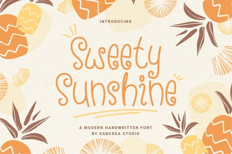 Sweety Sunshine
