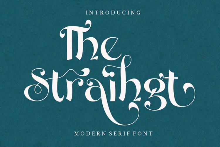 The Straihgt example image 1