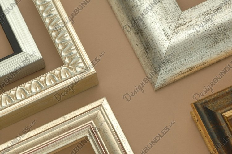 Decorative wooden frame example image 1