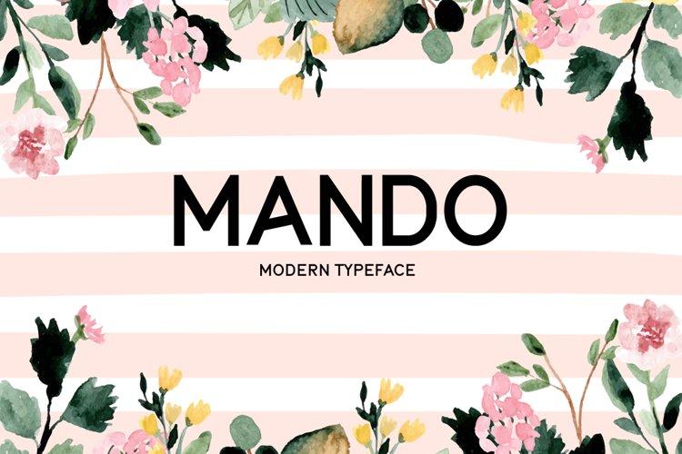 Mando example image 1