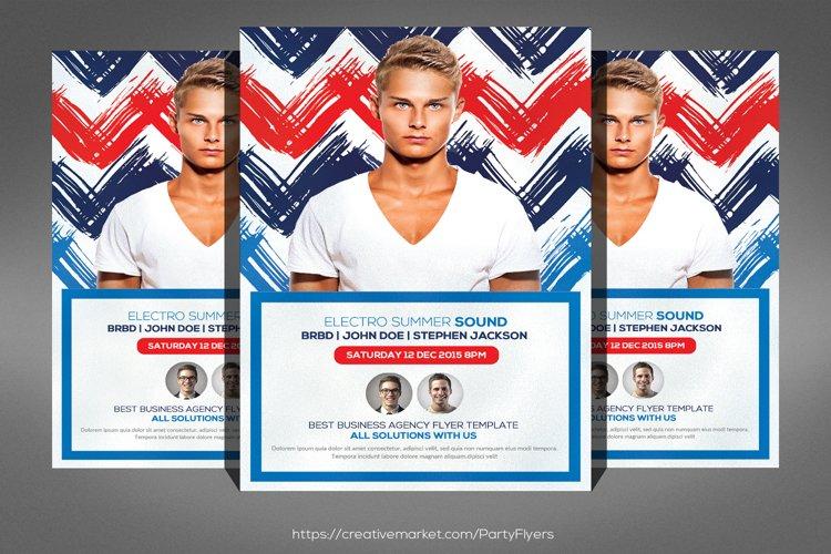 Summer Festival Flyer example image 1