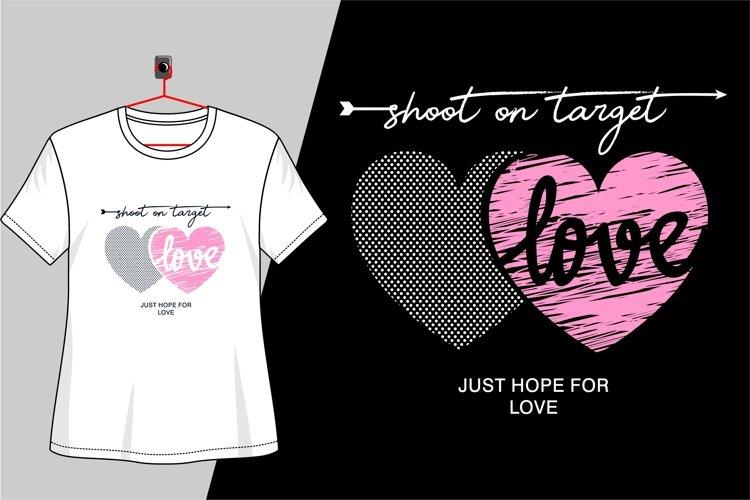 love T SHIRT DESIGN SVG-PDF-EPS-JPEG example image 1