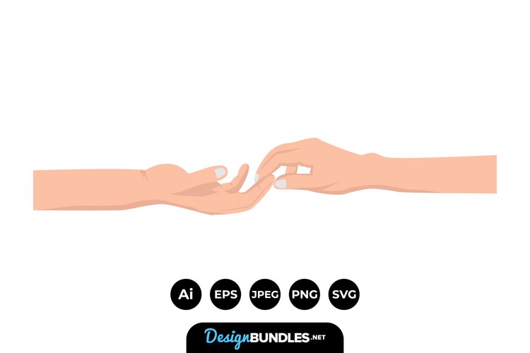 Hand Clipart example image 1