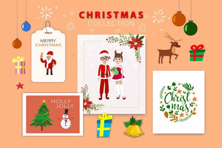 Christmas Avatar & Elements