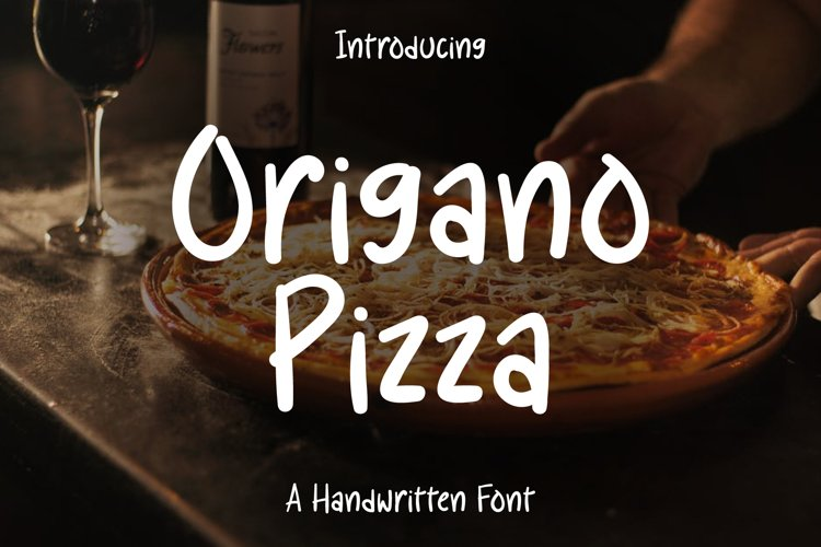 Origano Pizza example image 1