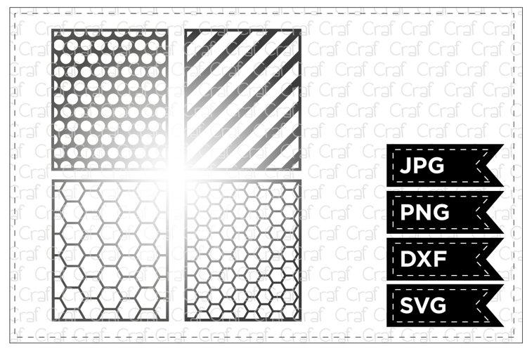 8 Geometric Stencils