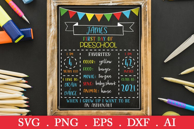 SALE! First day of school svg, Back to school svg