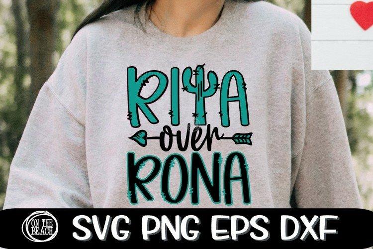 RITA Over RONA - Cinco De Mayo - Tequila - SVG DXF SVG EPS