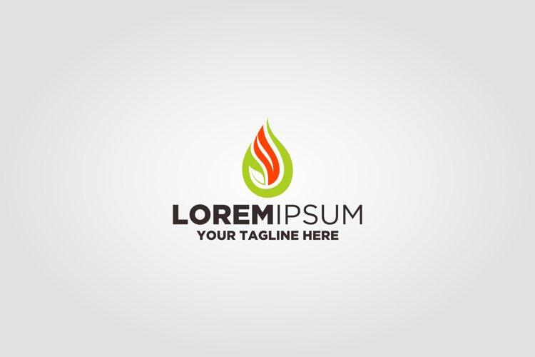 Leaf Oil Logo example image 1