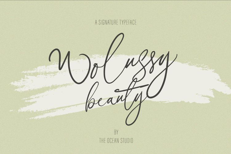 Wolussy Beauty example image 1