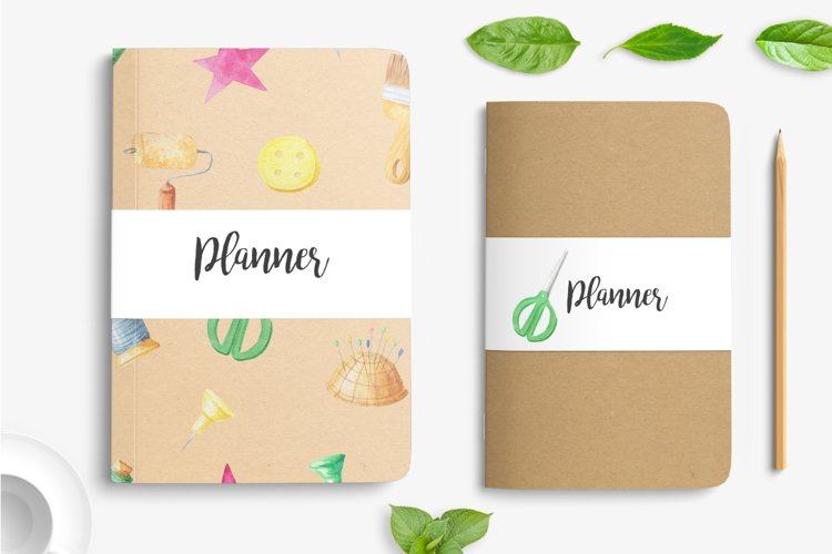 Watercolor Craft Collection  - Free Design of The Week Design3