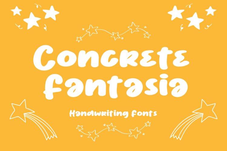 Concrete Fantasia example image 1