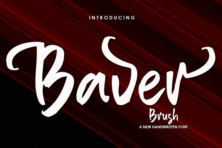 Baver Brush example image 1