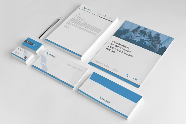 Corporate Identity Template example image 1