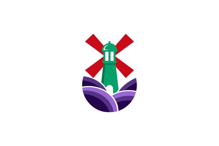 Wind Mill Logo