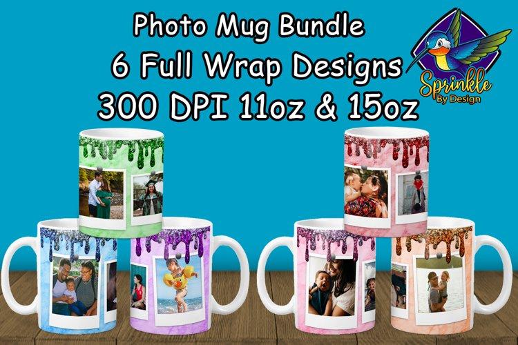 Mug Sublimation Bundle- Photo Sublimation Mug Designs