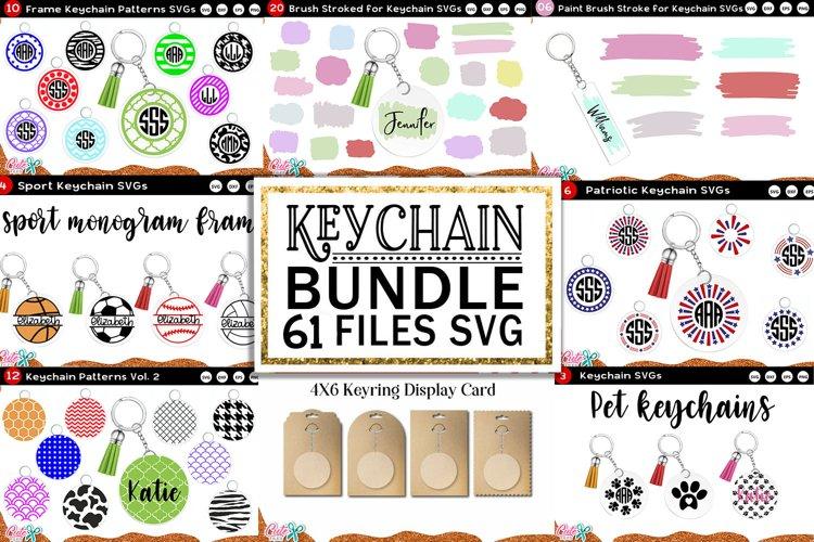 Keychain huge bundle Vol. 2| keyring SVG file for crafter