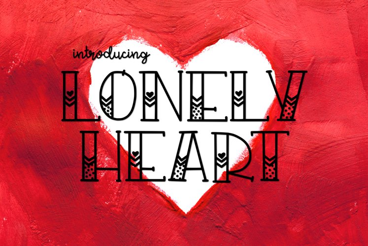 Lonely Heart example image 1