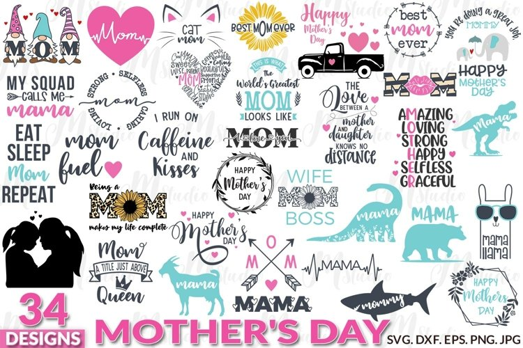 Mothers day svg , First mothers day svg bundle