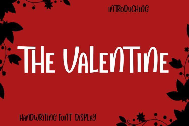 The valentine example image 1