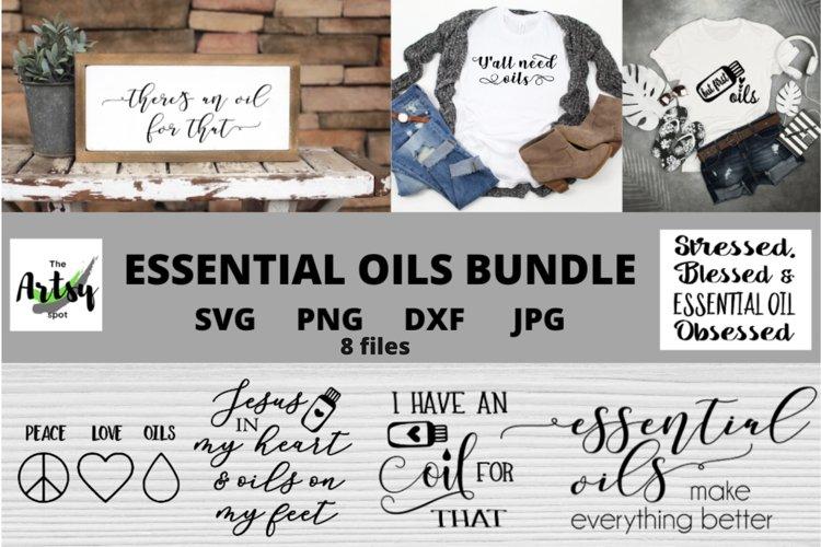 Funny Essential oils svg cut file dxf, Essential oils bundle