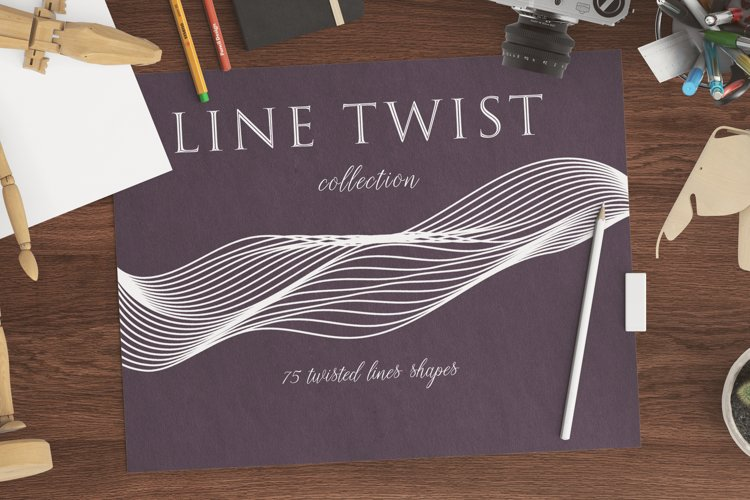 line twist collection
