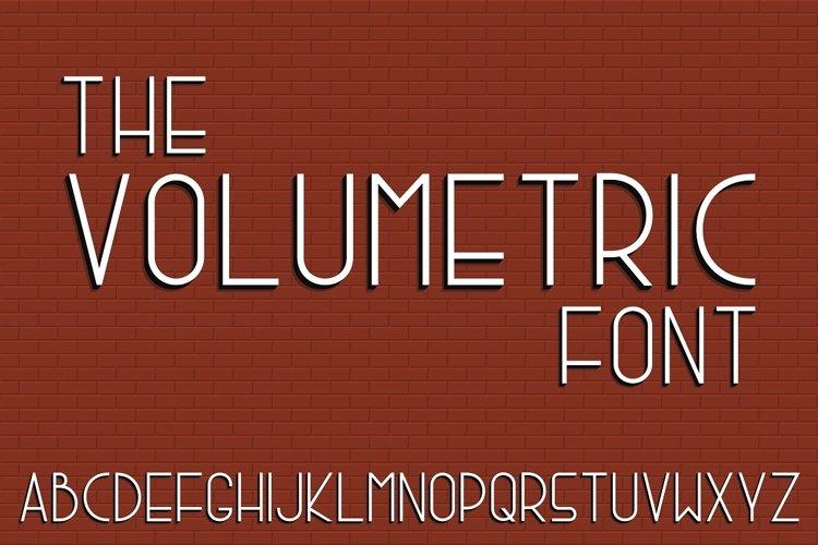 Minimalistic english alphabet example image 1