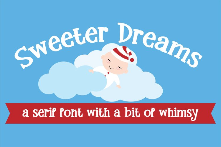 ZP Sweeter Dreams example image 1