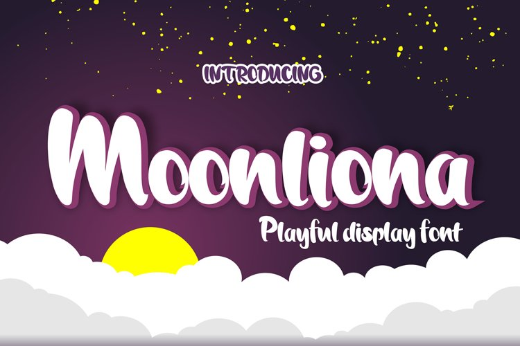 Moonliona example image 1