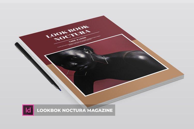 Lookbok Noctura   Magazine example image 1