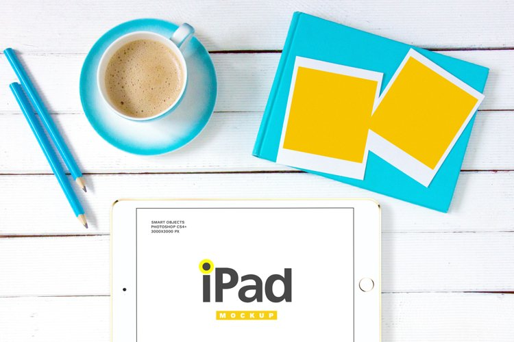 iPads Mockups Vol.2 example 4