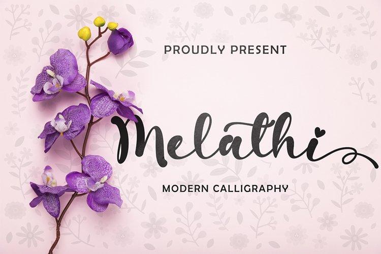 Melathi example image 1