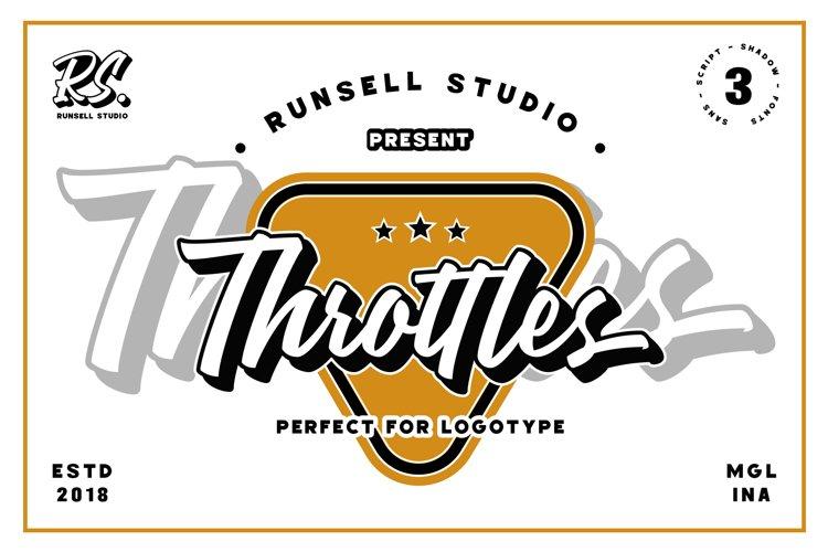Throttles example image 1