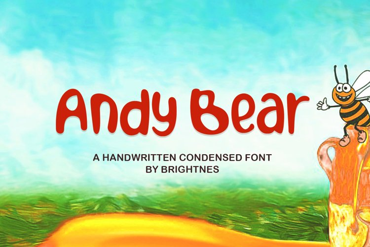 Andy Bear example image 1