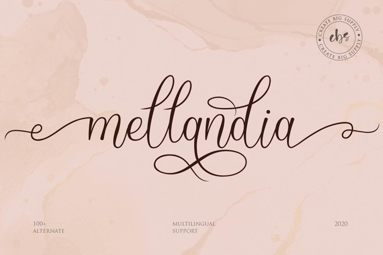 Mellandia example image 1