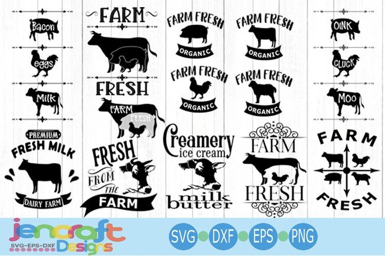 Farm svg Cow SVG, Farm Sign Design, Farm labels, Kitchen SVG