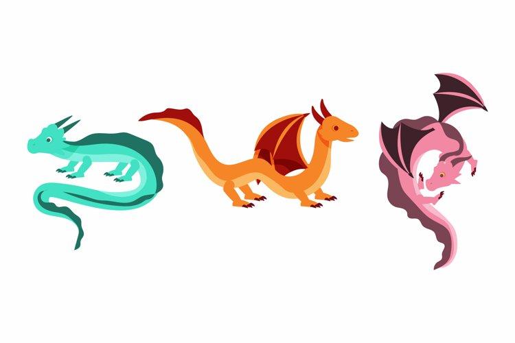 Dragon Illustrations example image 1