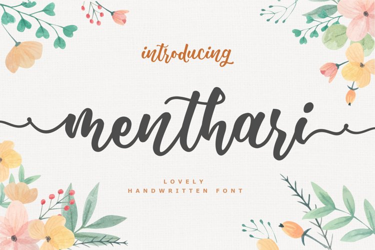 Menthari example image 1